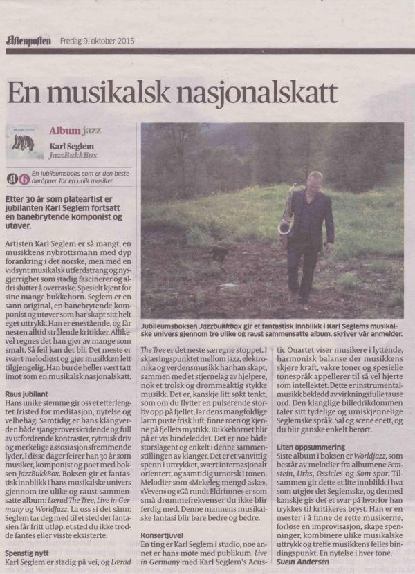 Review from Aftenposten / original scan